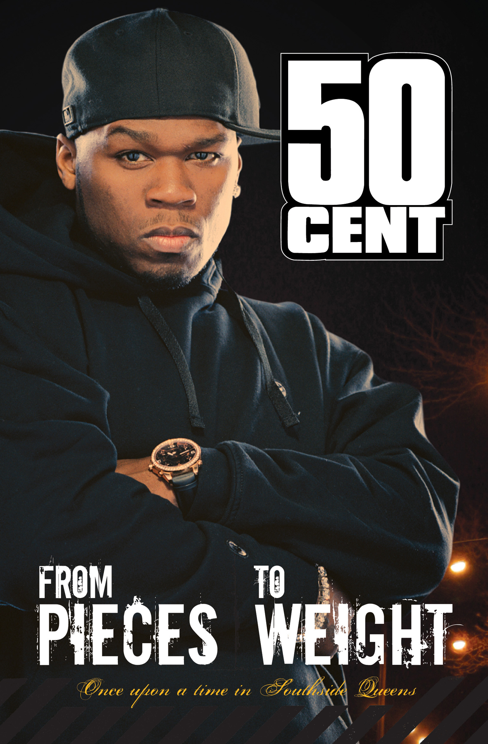 from pieces to weight book summary The rap superstar known as 50 cent was born curtis james jackson iii in 1976 his mother, a smalltime drug dealer, was murdered when he was eight, but that didn't stop him from pursuing her pro.