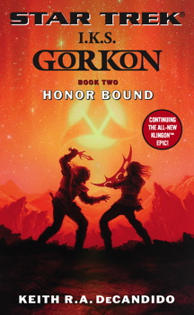 Gorkon Book Two: Honor Bound