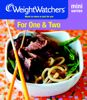 Weight Watchers Mini Series: For One and Two
