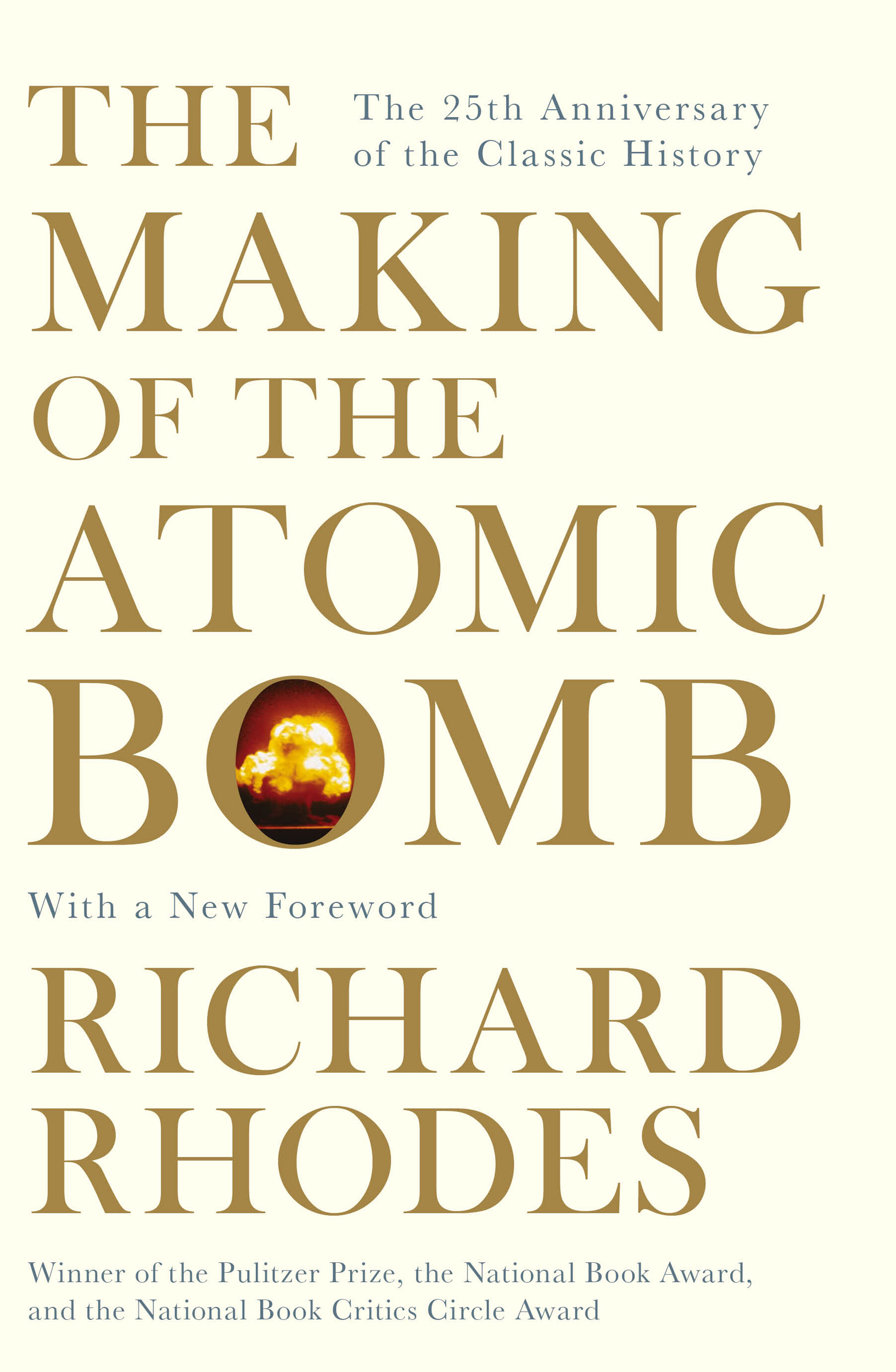 an introduction to the development of the atomic bomb The making of atomic bomb  book introduction to the book i have selected for  dilemmas its scientific development its odd combination.