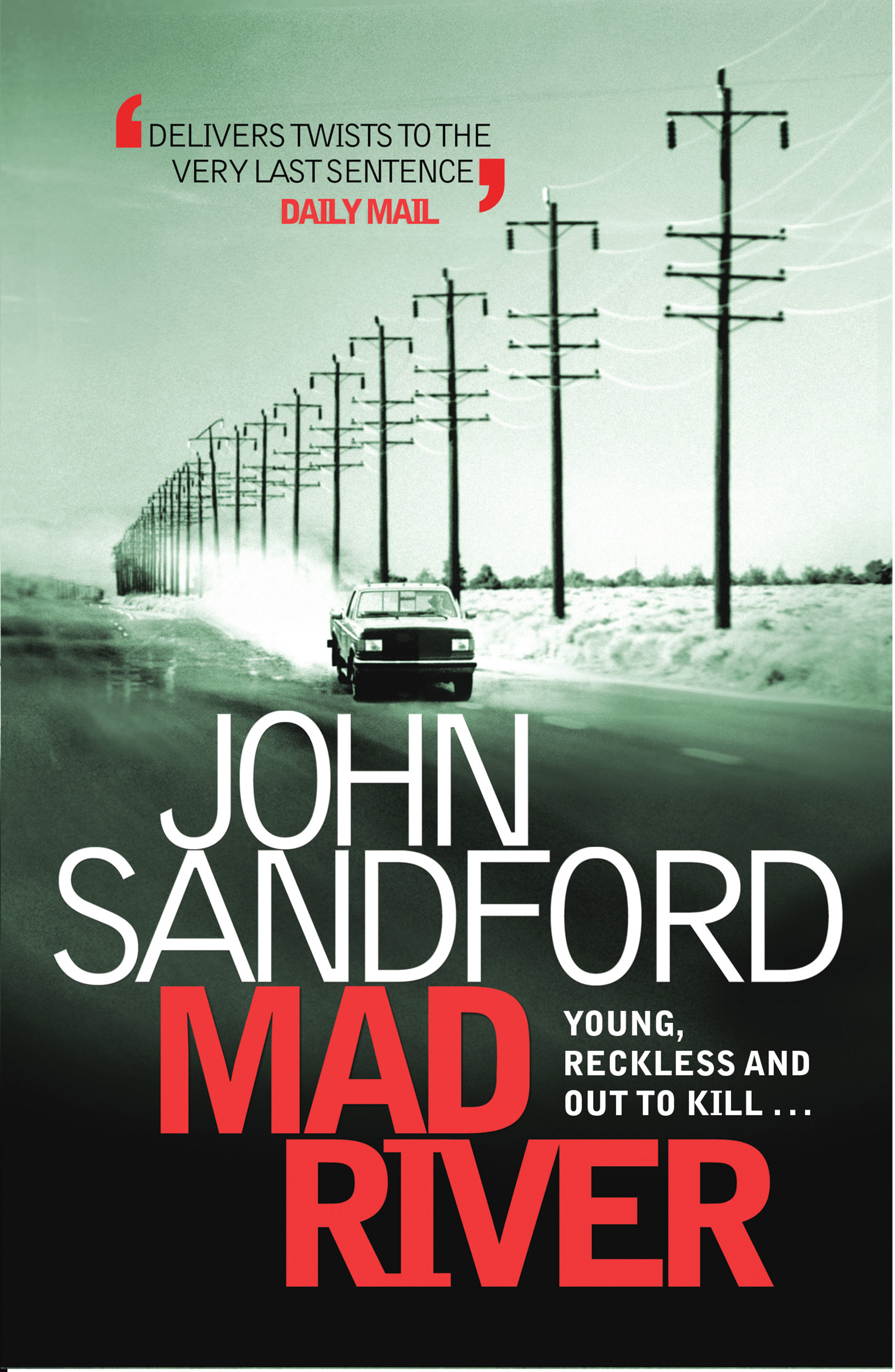 Mad River Book by John Sandford ficial Publisher Page