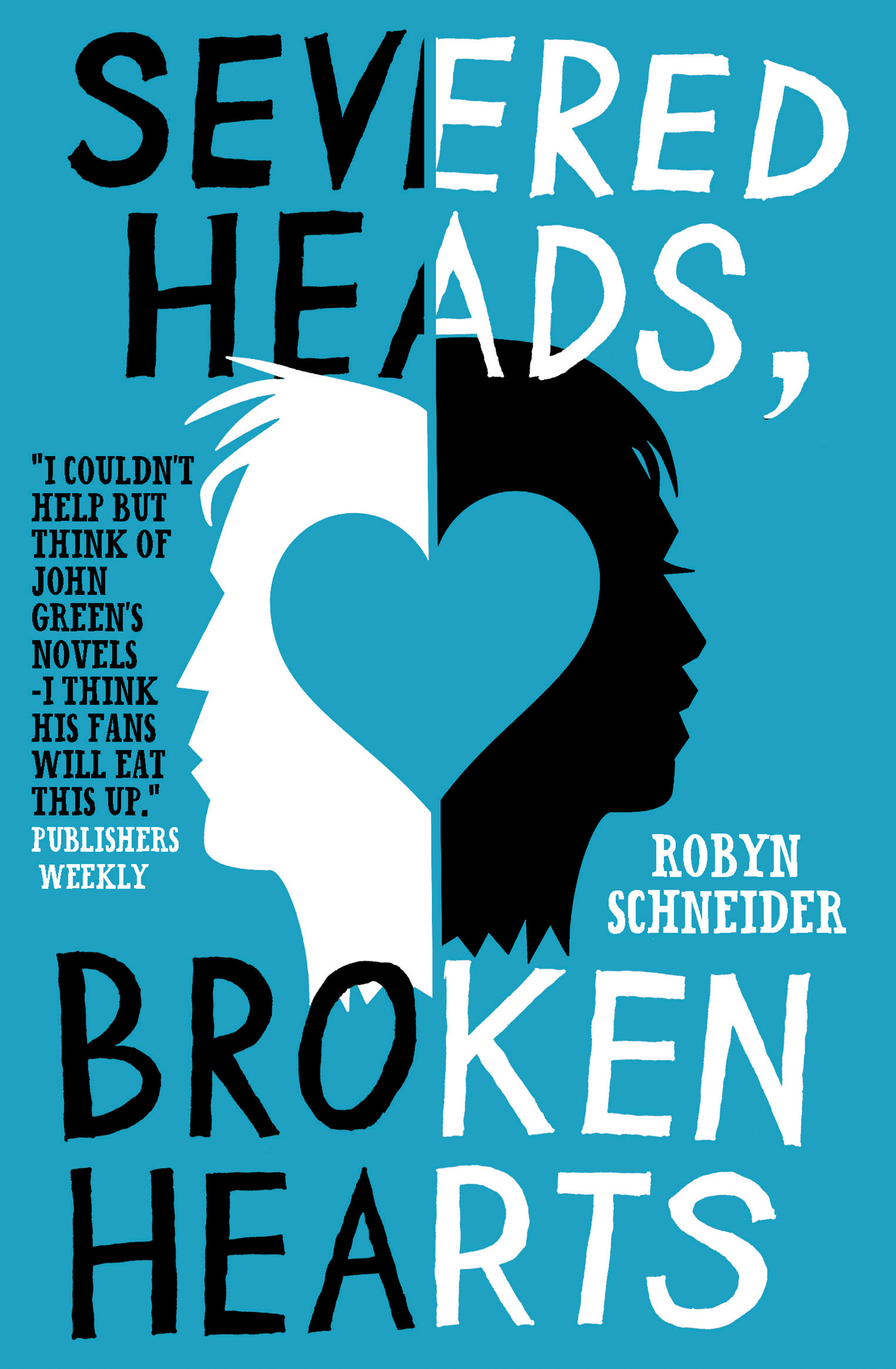 Image result for severed heads broken hearts