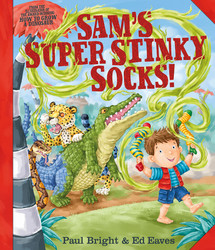 Sam's Super Stinky Socks!