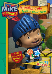 Mike the Knight: Knightly Code Reward Chart Acitivity  Book
