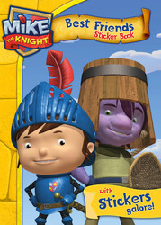 Mike the Knight: Best Friends Sticker Activity Book
