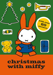 Christmas with Miffy: Sticker Activity Book