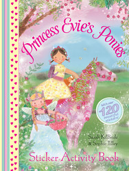 Princess Evie Sticker Activity Book