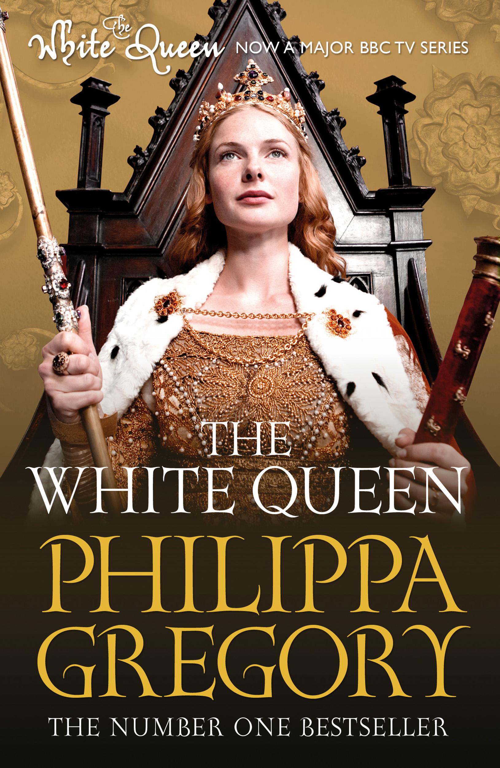 Book Cover White Queen : The white queen book by philippa gregory official