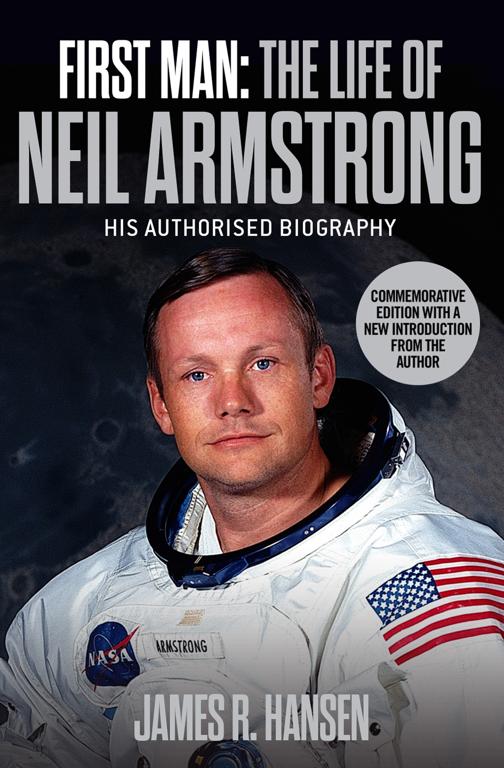 neil armstrong biography book