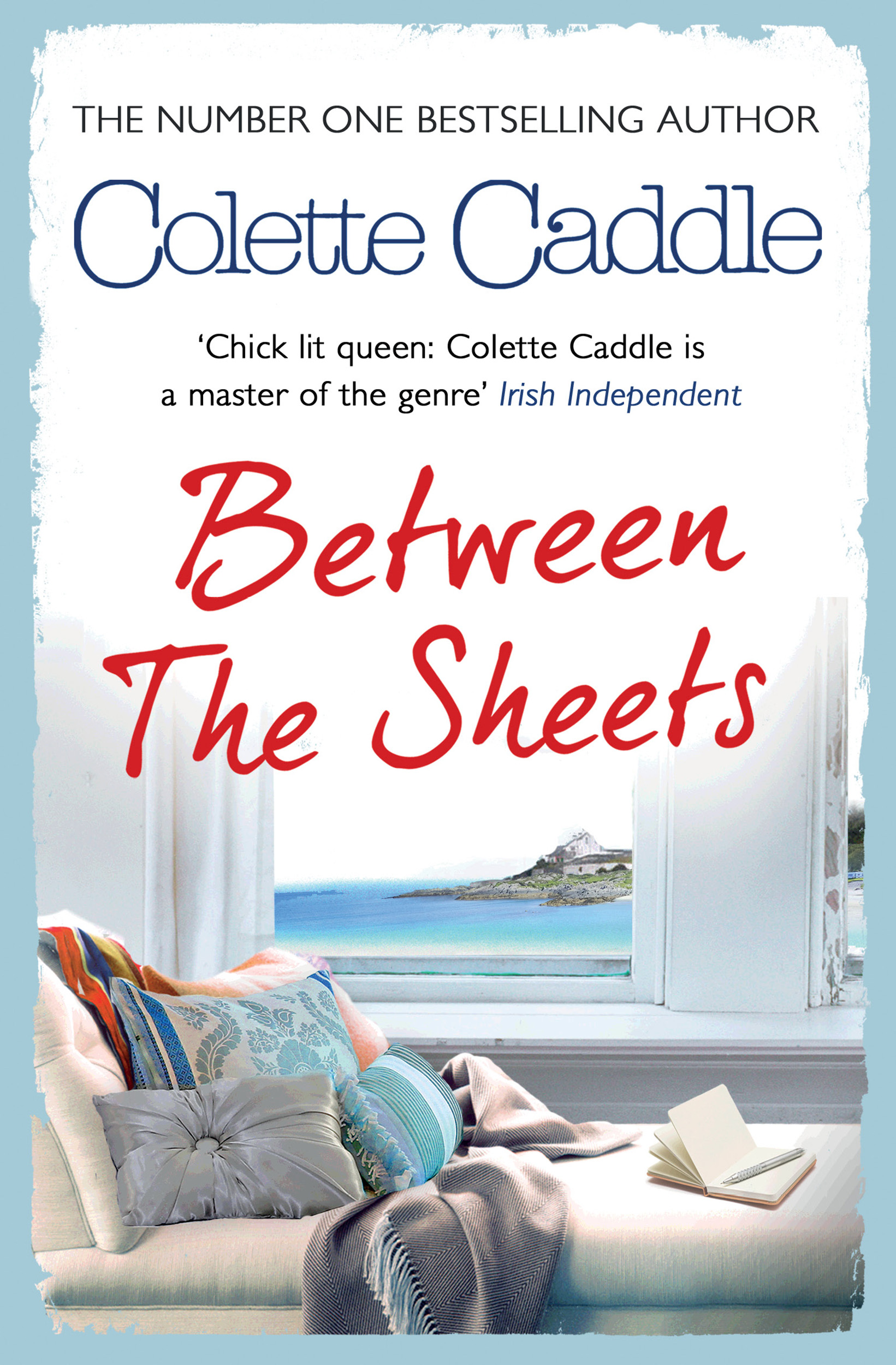 between the sheets book by colette caddle official. Black Bedroom Furniture Sets. Home Design Ideas