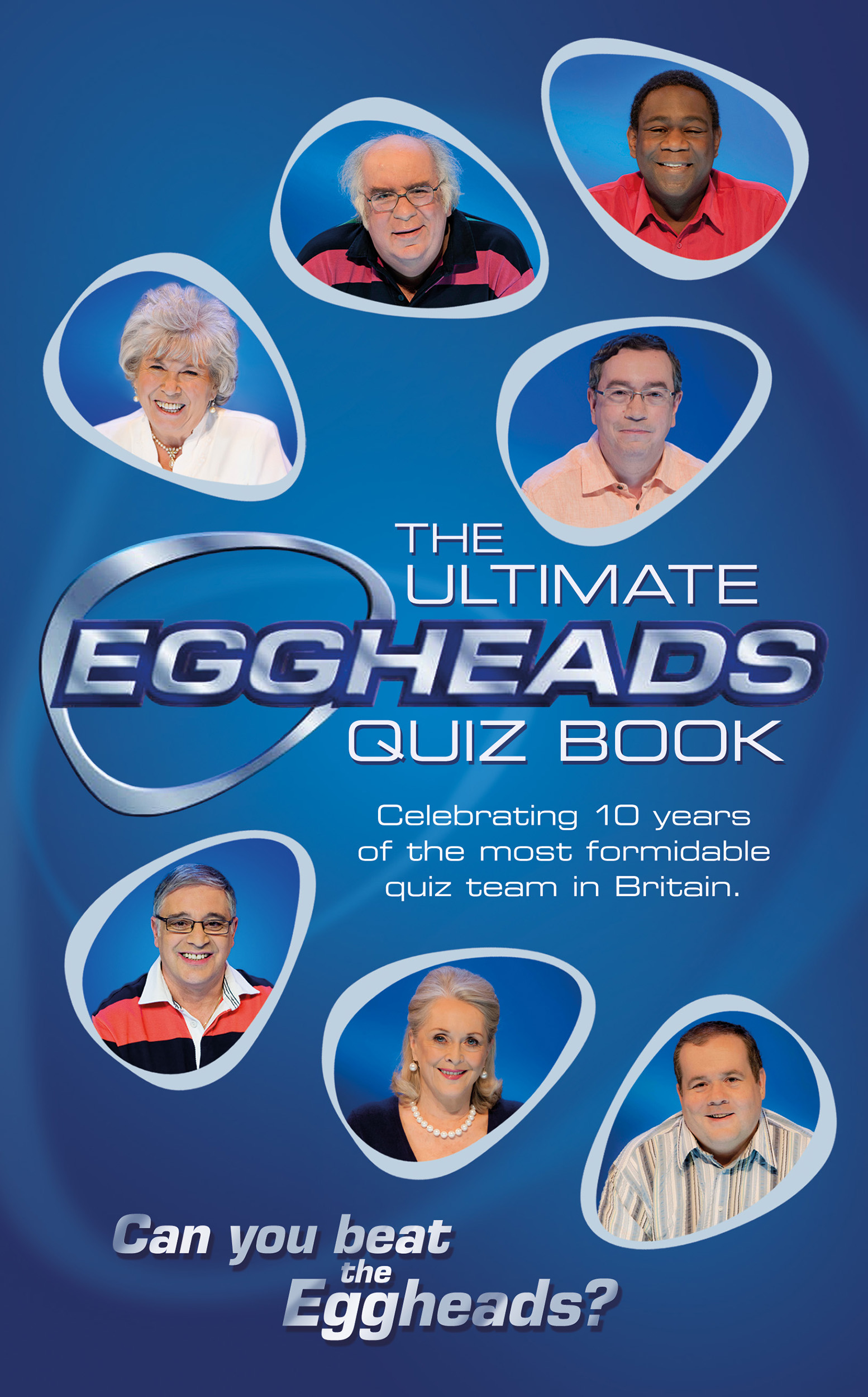 Classic Book Covers Quiz : The ultimate eggheads quiz book by