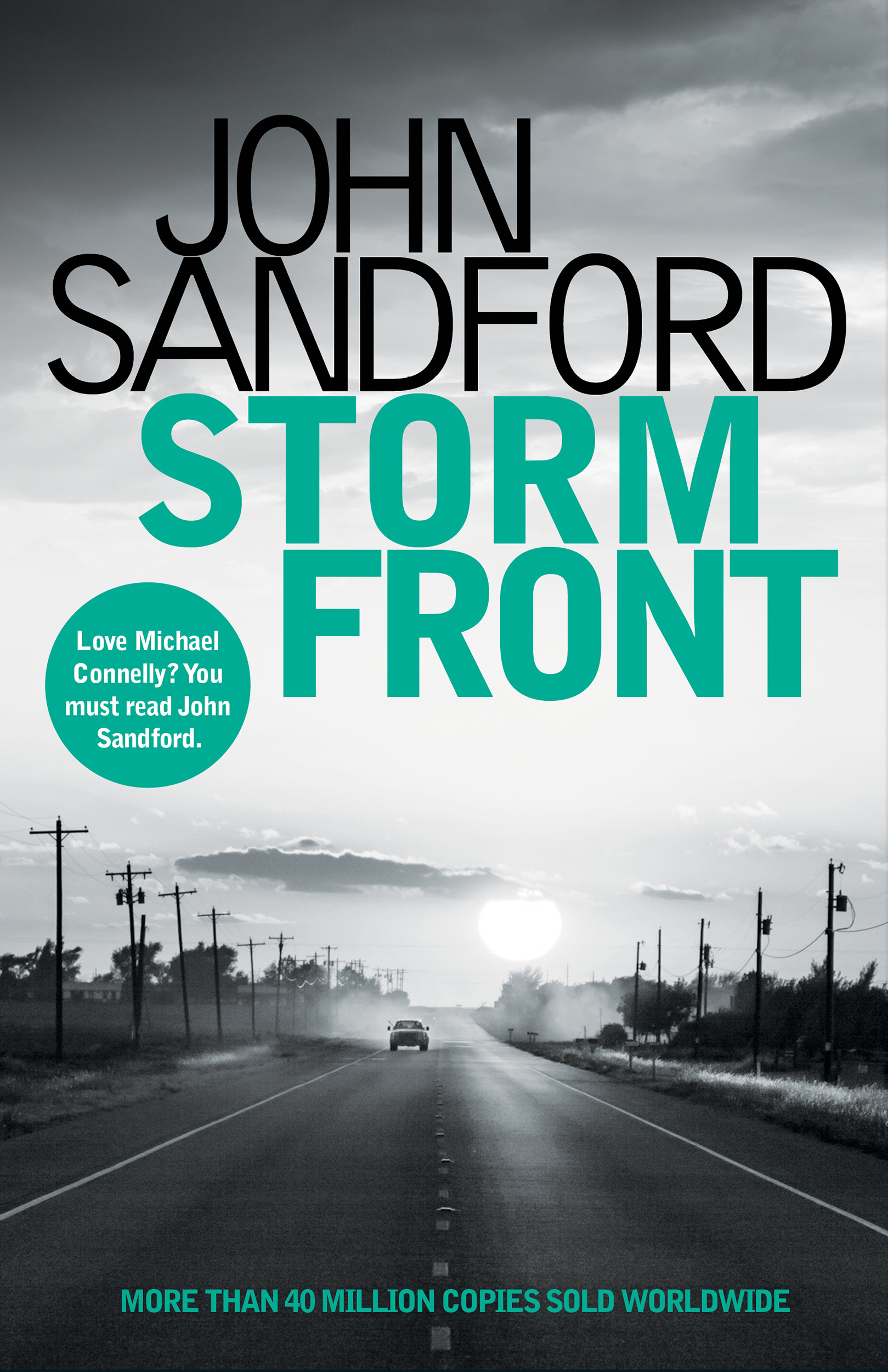 Storm Front Book by John Sandford ficial Publisher Page