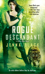 Rogue Descendant book cover