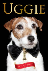 Uggie–My Story book cover