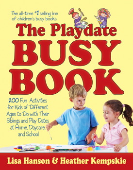 The Playdate Busy Book