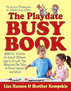 The playdate busy book ebook by lisa hanson heather kempskie the playdate busy book fandeluxe Epub
