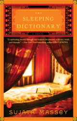 The Sleeping Dictionary book cover