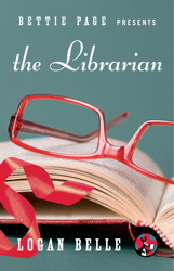 Bettie Page Presents: The Librarian book cover
