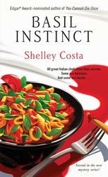Basil Instinct book cover