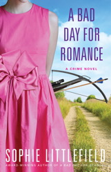 Bad Day for Romance book cover