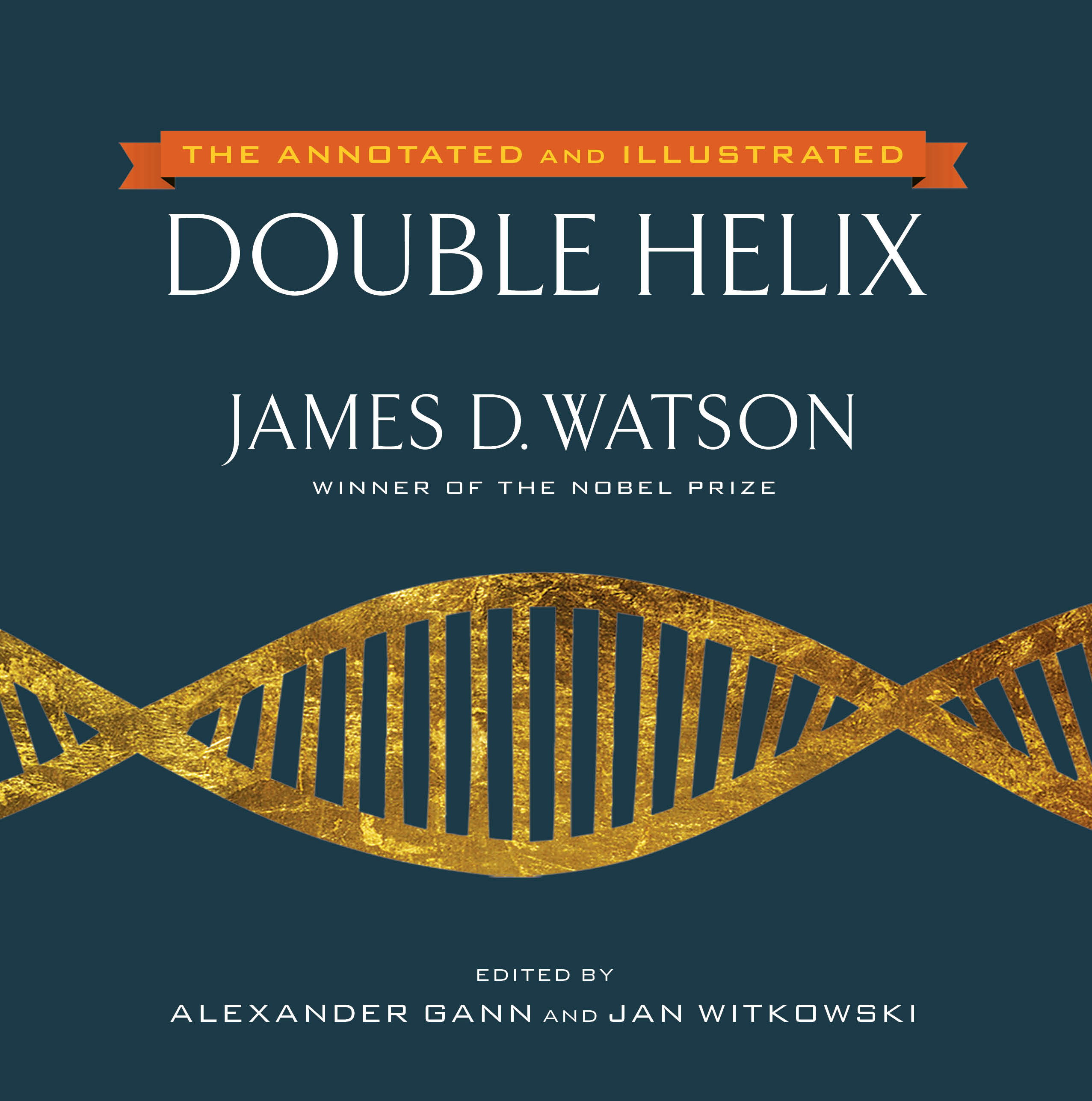 an analysis of the double helix by james watson One of the more iconic shapes in science, or perhaps the 20th century as a whole – is the double helix the shape of dna, discovered in 1953 by francis crick and james watson (with due credit to maurice wilkins and rosalind franklin), was a critical milestone in understanding the human genome and served as the starting point for.