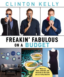 Freakin' Fabulous on a Budget book cover