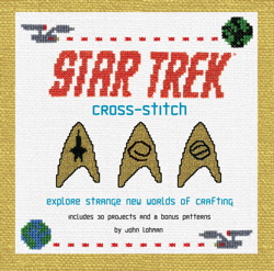Star Trek Cross-Stitch