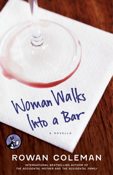 Woman Walks into a Bar book cover