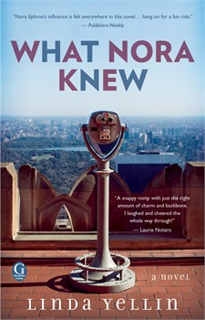 What Nora Knew book cover