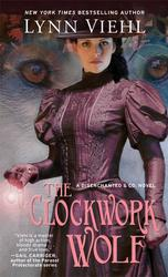 The Clockwork Wolf book cover