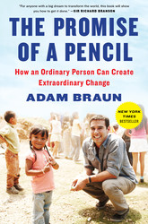 Promise of a pencil 9781476730622