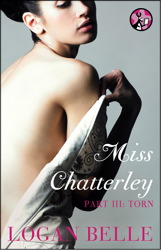 Miss Chatterley, Part III: Torn book cover