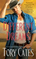 Different Dreams book cover