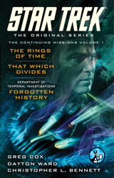 Star Trek: The Original Series: The Continuing Missions, Volume I