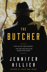 The Butcher book cover