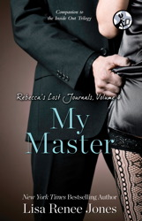 Rebecca's Lost Journals, Volume 4: My Master book cover
