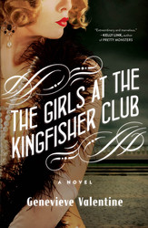Girls at the kingfisher club 9781476739083