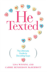 He Texted book cover