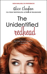The Unidentified Redhead book cover