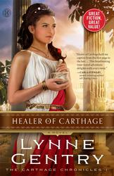 The Healer of Carthage book cover