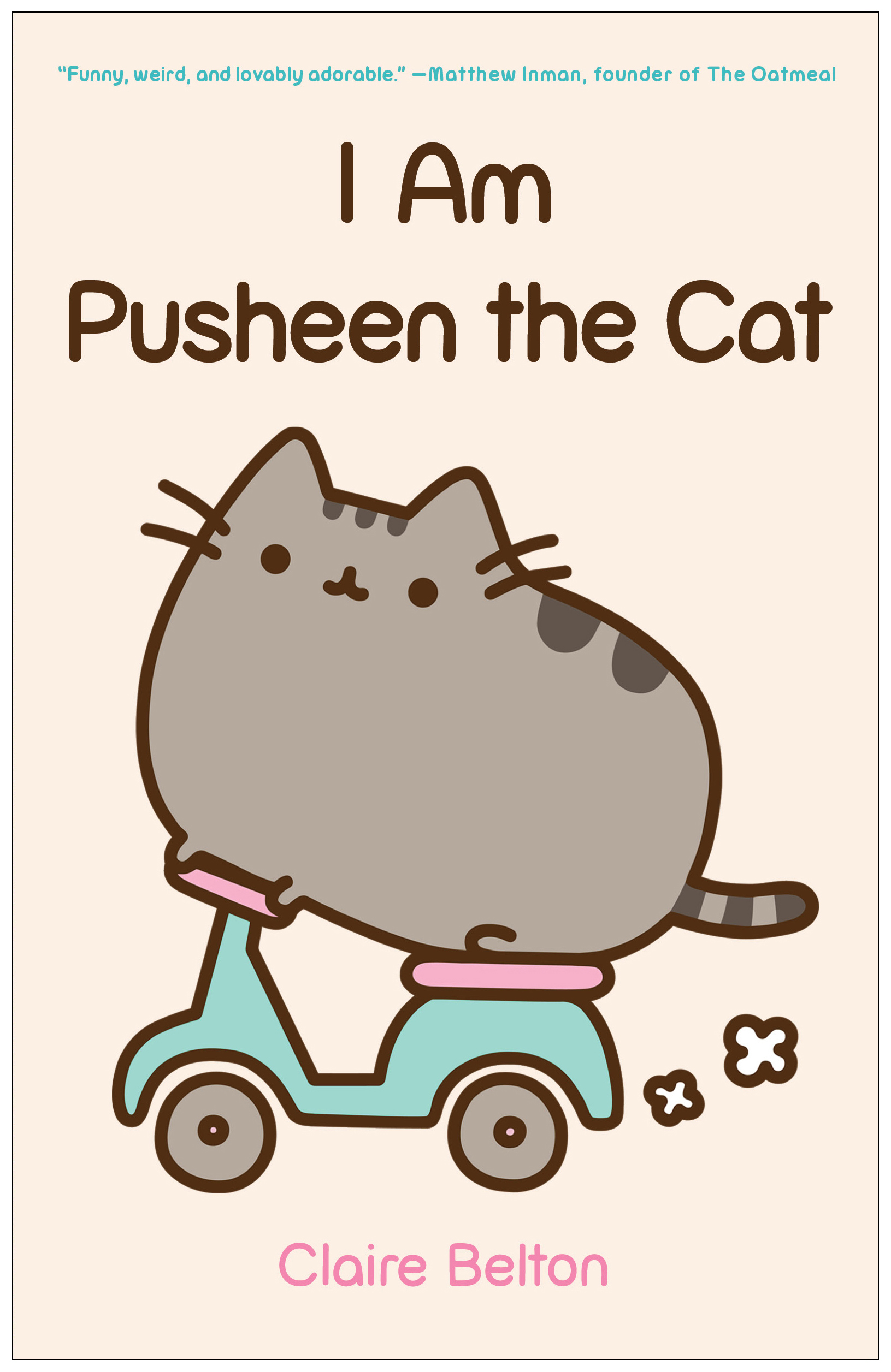Christmas fancy dress ideas list - Am Pusheen The Cat Book By Claire Belton Official Publisher Page