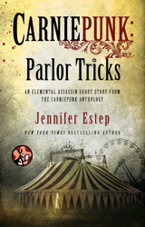 Carniepunk: Parlor Tricks book cover