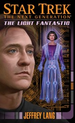 Star trek the next generation the light 9781476750514