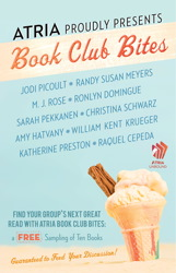 Atria Book Club Bites
