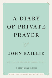 Diary Of Private Prayer