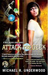 Attack the Geek book cover
