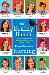 The Brainy Bunch book cover
