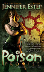 Poison Promise book cover
