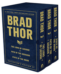 Brad Thor Collector's Edition #1
