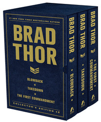 Brad Thor Collector's Edition #2
